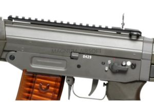 Автомат G&G SG553 (140-150m/s) TSG-553-STD-BNB-NCM