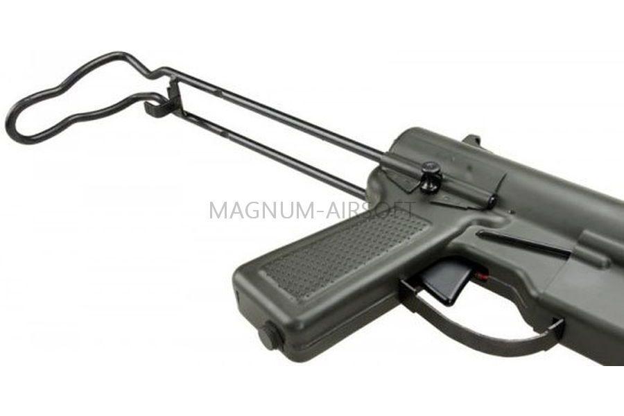 "АВТОМАТ M3A1 ""Grease gun"" SNOW WOLF AEG, металл, SW-06-02"