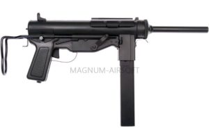 "АВТОМАТ M3A2 ""Grease gun"" SNOW WOLF AEG, металл, SW-06-01"