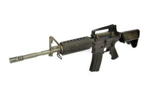 Автомат M4A1 AEG, A&K PTW clone, 130m/s, металл, пластик 7310-068