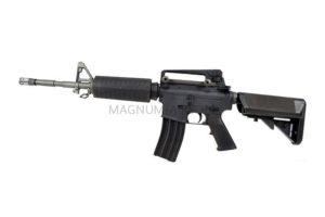 Автомат M4A1 AEG, A&K PTW clone, второй цилиндр 150m/s, металл, пластик 7310-068 Power