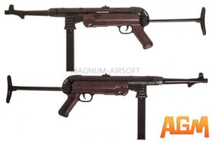 Автомат MP-40 AGM , AEG, бакелит - MP007А