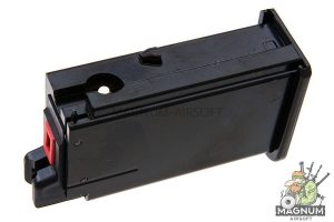 AW Custom Broomhandle 10 rds Gas Magazine for WE 712 & AW Mauser Gas Blowback Pistol