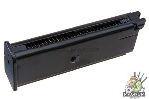 AW Custom Broomhandle 20 rds Gas Magazine for WE 712 & AW Mauser Gas Blowback Pistol