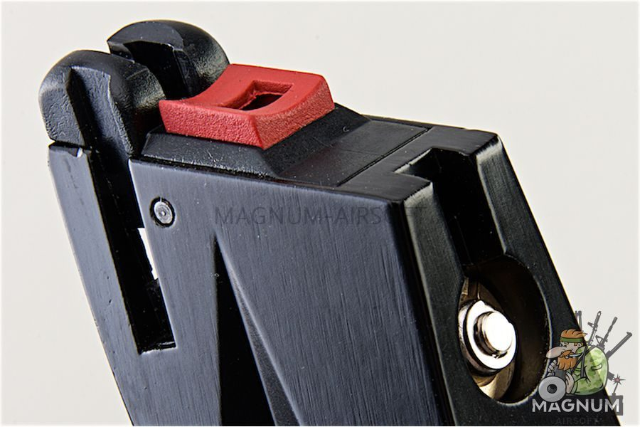 AW Custom 350rds Adaptive Drum Magazine for AW/ WE/ Tokyo Marui M9 GBB Series