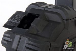 AW Custom 350rds Drum Magazine for AW/ WE/ Tokyo Marui G Model GBB Series - Black