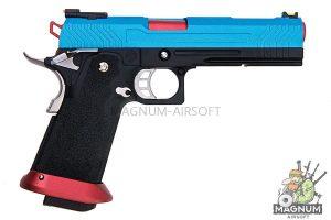AW Custom HX11 Series Full Metal Gas Blowback Pistol - Patriot