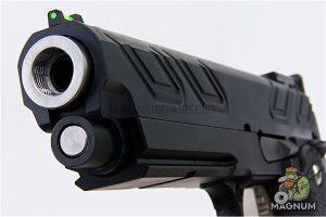 AW Custom HX23 Series Hi-Capa Gas Blowback Pistol - Black