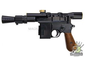 AW Custom M712 Star Wars Style w/ Scope & Flash Hider GBB Pistol