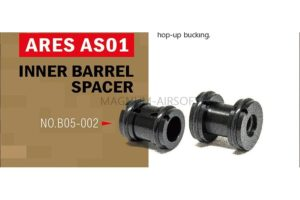 Action Army barrel spacer for ARES Striker s1