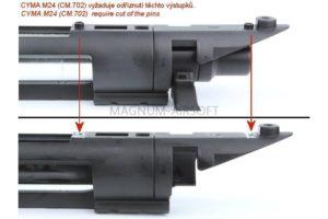 AirsoftPRO CNC TRIGGER SET FOR M24