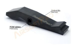 AirsoftPRO STEEL PISTON CATCH FOR SVD SPRING RIFLE