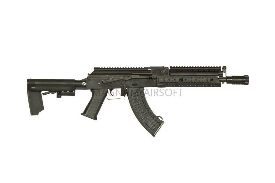 Страйкбольный автомат (LCT) LTS AK KEYMOD 9,5