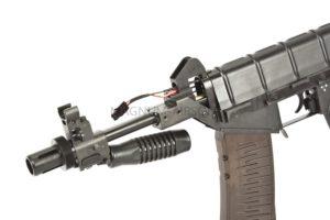 Страйкбольный автомат (LCT) SR-3M металл