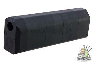 Daruma Custom SALVO 12 Silencer for Tokyo Marui KSG Shotgun