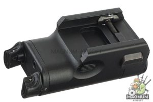 Blackcat Airsoft XC Style Tactical Flashlight - Black