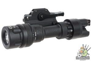 Blackcat Airsoft M952 Tactical Flashlight - Black