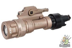 Blackcat Airsoft M952 Tactical Flashlight - Tan