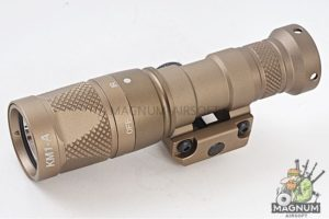 Blackcat Airsoft M300V Tactical Flashlight - Tan
