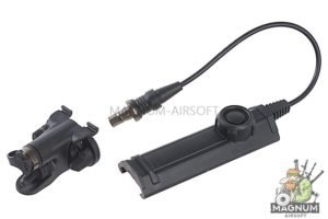 Blackcat Airsoft Remote Dual Switch for X300 / X400 Series