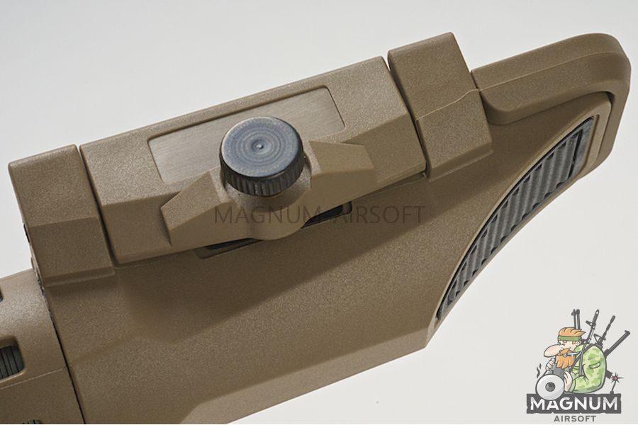 Blackcat Airsoft WML Ultra-Compact Weapon Light (Short) - Tan