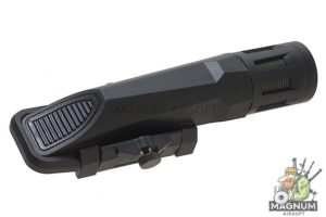 Blackcat Airsoft WML Ultra-Compact Weapon Light (Long) - Black