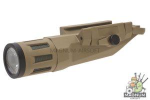 Blackcat Airsoft WML Ultra-Compact Weapon Light (Long) - Tan