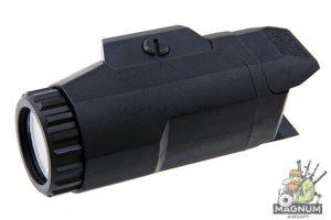 Blackcat Airsoft ALP Weapon Light (Long) - Black