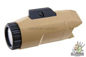Blackcat Airsoft ALP Weapon Light (Long) - TAN