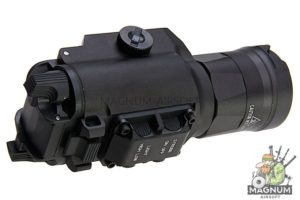 Blackcat Airsoft HX35 Tactical Flashlight - Black