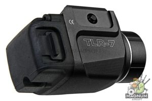 Blackcat Airsoft TLR-7 Tactical Flashlight - Black
