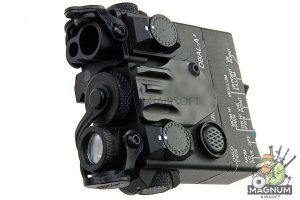 Blackcat Airsoft PEQ-15A DBAL-A2 Laser Devices - Black