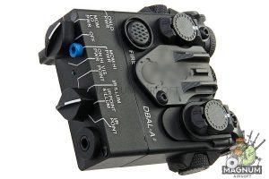 Blackcat Airsoft PEQ-15A DBAL-A2 Laser Devices - Black
