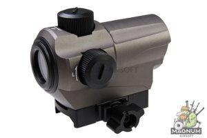 Blackcat Airsoft SP1 Red Dot Sight - Grey