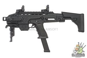 APS Black Hornet Plus Semi / Auto SMG