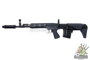 Bear Paw Production Ots-03 SVU Gas Blowback Sniper Rifle - Aluminum Version