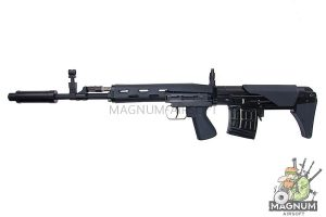 Bear Paw Production Ots-03 SVU Gas Blowback Sniper Rifle - Steel Version