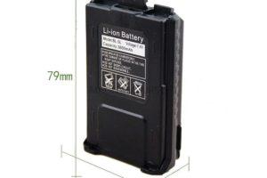 Аккумулятор Baofeng UV-5R 3800mAh