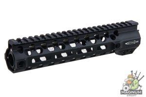 PTS Centurion Arms CMR Rail 9.5 inch M-LOK for M4 AEG / GBB / PTW Series -Black