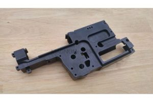 CNC airsoft gearbox P90 - QSC