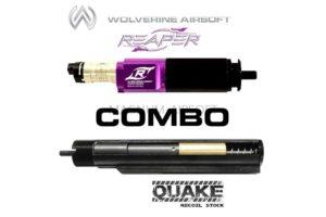 COMBO REAPER + QUAKE