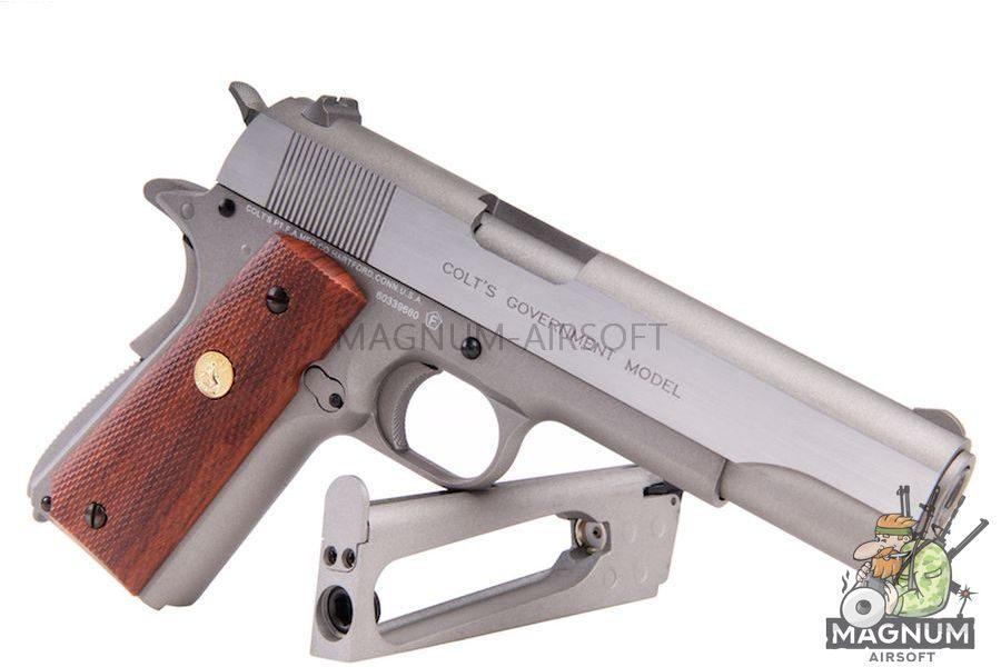 Cybergun Colt M1911 MKIV Series 70 Government CO2 GBB