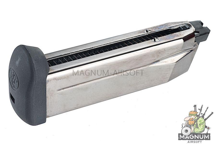 Cybergun 25rds Magazines for FNX 45 Tactical GBB Pistol (Black)
