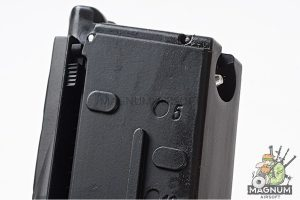 Cybergun 17rds Magazines for FN 57 Regular GBB