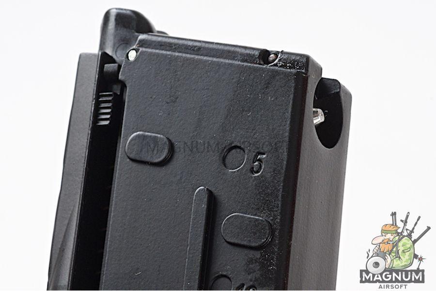 Cybergun 17rds Magazines for FN 57 Regular GBB