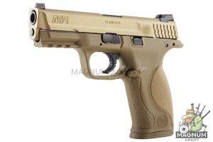 Cybergun M&P9 Full Size Pistol (TAN)