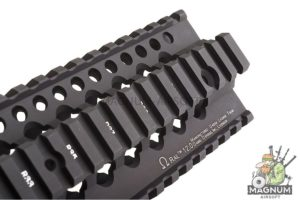 Madbull Daniel Defense 12inch Omega Rail (Black)