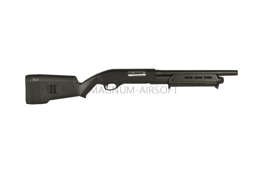 Дробовик Cyma Remington M870 short MAGPUL металл BK (CM355M BK)