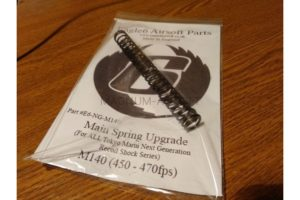 EAGLE6 AIRSOFT - M140 SPRING FOR NEXT GENERATION RECOIL SHOCK SERIES
