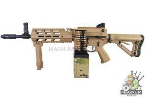 G&G CM16 LMG AEG - DST